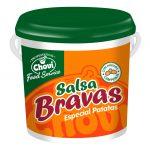 La BRAVAS 2 litre
